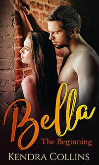 cover design for the book entitled Bella