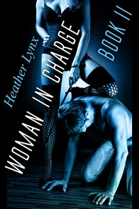 cover design for the book entitled Woman in Charge, Book II