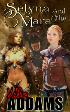 cover design for the book entitled Selyna And The Mara