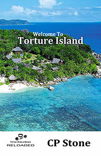 cover design for the book entitled Welcome To Torture Island