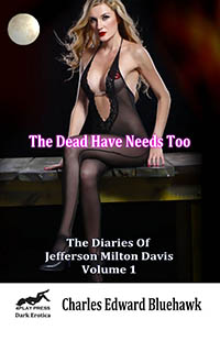 cover design for the book entitled The Dead Have Needs Too - 2nd Edition