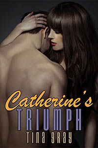 cover design for the book entitled Catherine