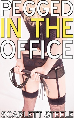 Pegged In The Office!