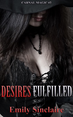 cover design for the book entitled Desires Fulfilled