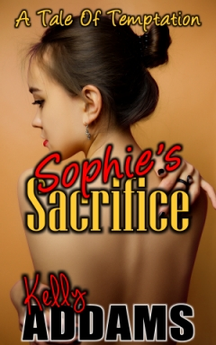 cover design for the book entitled Sophie
