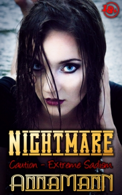 cover design for the book entitled Nightmare