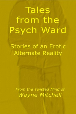 cover design for the book entitled Tales from the Psych Ward