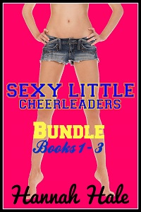 Sexy Little Cheerleaders BOX SET