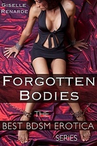 cover design for the book entitled Forgotten Bodies