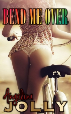 cover design for the book entitled Bend Me Over
