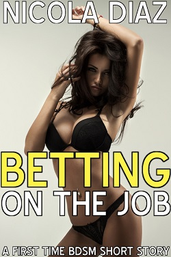 cover design for the book entitled Betting On The Job