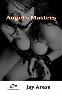 cover design for the book entitled Angel