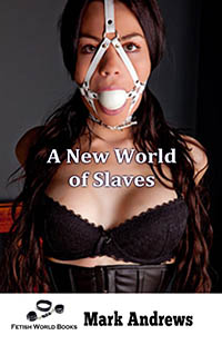 cover design for the book entitled A New World of Slaves