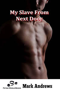 cover design for the book entitled My Slave From Next Door