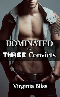 cover design for the book entitled Dominated By Three Convicts