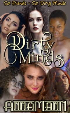 cover design for the book entitled Dirty Minds