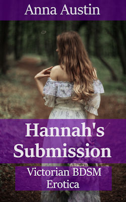 cover design for the book entitled Hannah