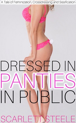 Dressed In Panties In Public