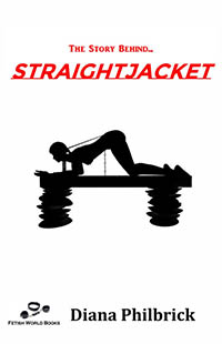 cover design for the book entitled Straightjacket
