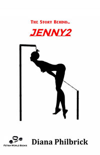 cover design for the book entitled Jenny2