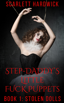 cover design for the book entitled Step-Daddy