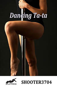 cover design for the book entitled Dancing Ta-ta