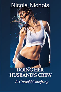 cover design for the book entitled Doing Her Husband