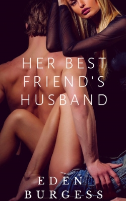 cover design for the book entitled Her Best Friend