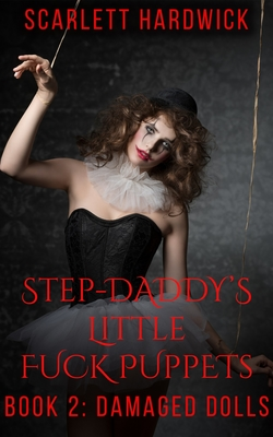 cover design for the book entitled Damaged Dolls