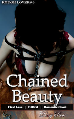cover design for the book entitled Chained Beauty