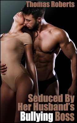 cover design for the book entitled Seduced By Her Husband