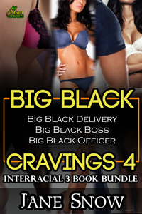 Big Black Cravings 4 (Interracial Erotica Bundle)