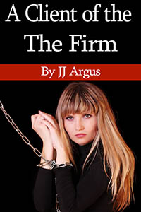 cover design for the book entitled A Client Of The Firm