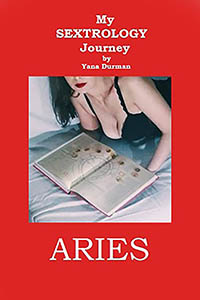 cover design for the book entitled Aries