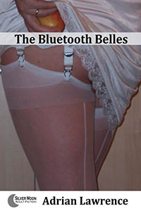 cover design for the book entitled THE BLUETOOTH BELLES