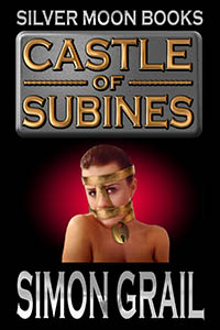 cover design for the book entitled Castle Of Subines