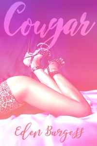 cover design for the book entitled Cougar