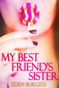 cover design for the book entitled My Best Friend