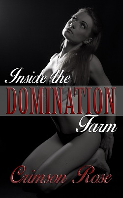 cover design for the book entitled Inside the Domination Farm