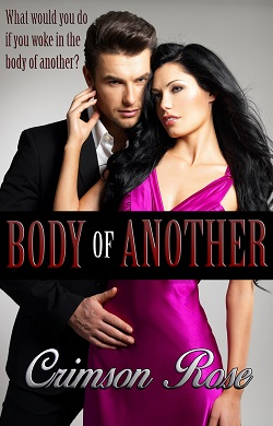 cover design for the book entitled Body of Another