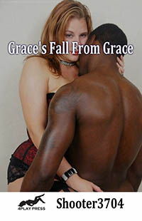 cover design for the book entitled Grace