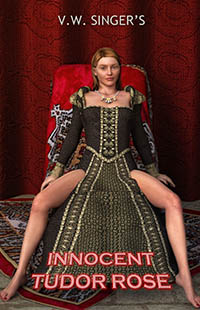 Innocent Tudor Rose