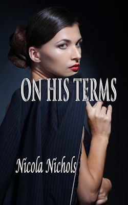 cover design for the book entitled On His Terms