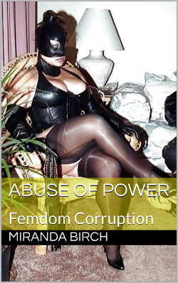 cover design for the book entitled Misuse of Power