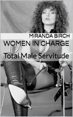 cover design for the book entitled Women in Charge