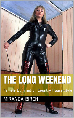 cover design for the book entitled The Long Weekend