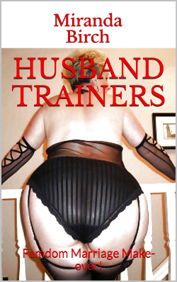 cover design for the book entitled Husband Trainers
