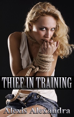 Thief in Training by Alexis Alexandra