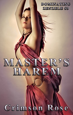 cover design for the book entitled Master