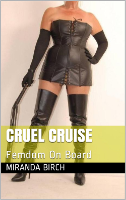 cover design for the book entitled Cruel Cruise
